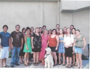 Psychology Of Love Class, Southern Oregon University